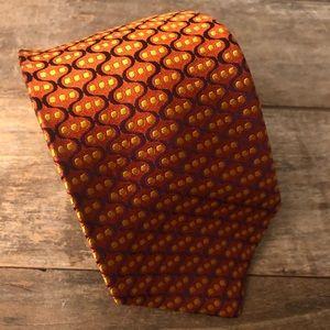 Orange Ted Baker London Power Tie - NWOT!